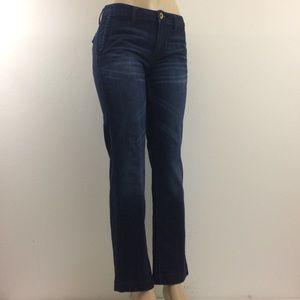 Banana Republic Jeans Sz 28* Trouser Bootcut Blue